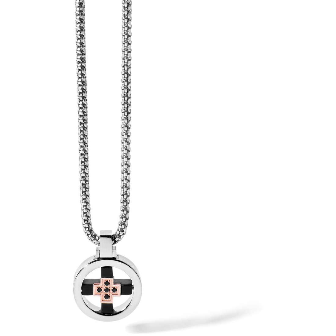 necklace man jewellery Comete Acciaio UGL 410