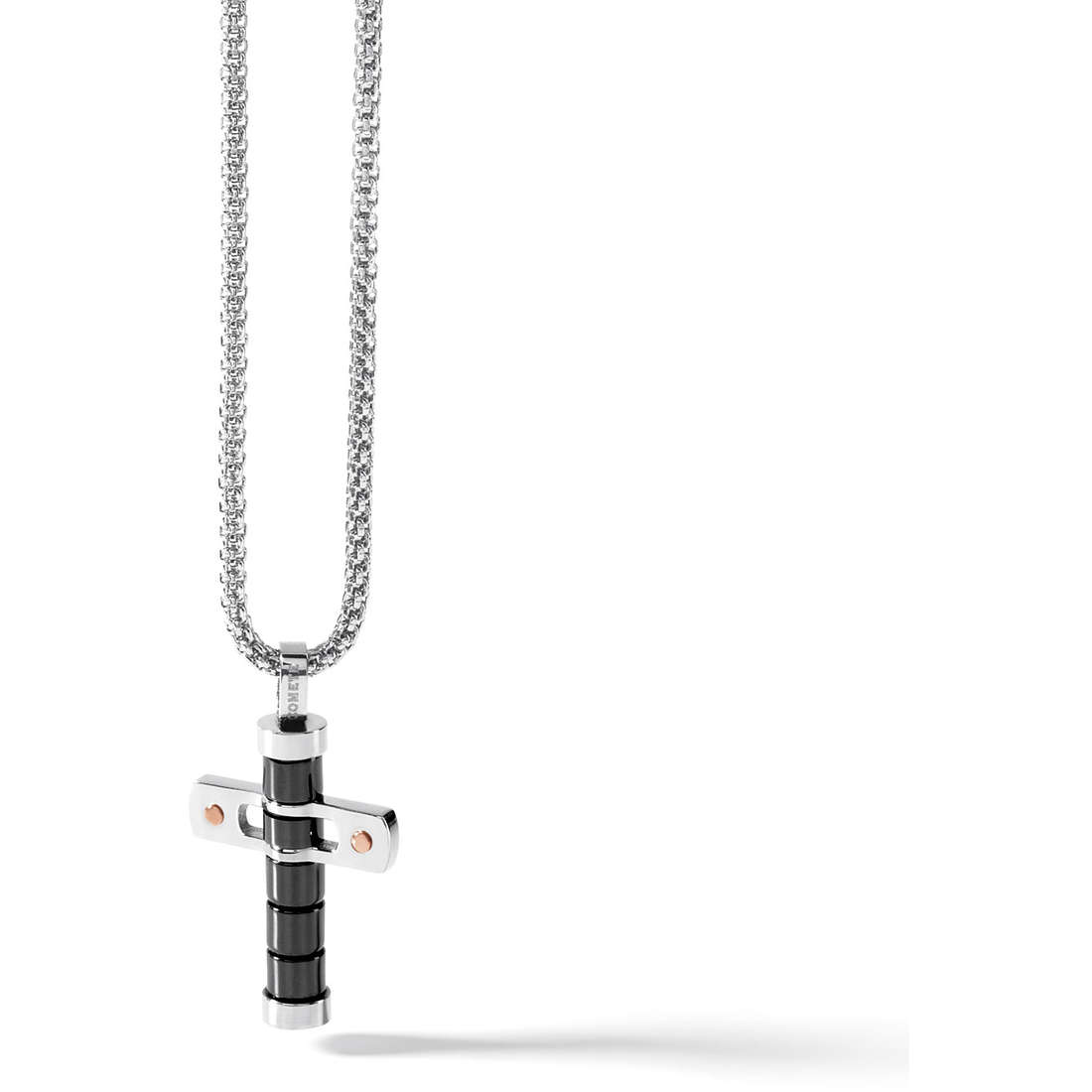 necklace man jewellery Comete Acciaio UGL 444