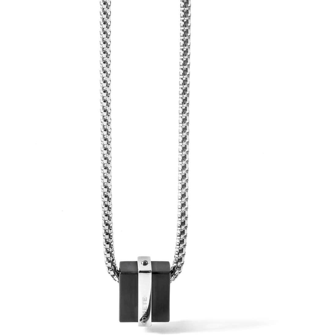 necklace man jewellery Comete Acciaio UGL 446