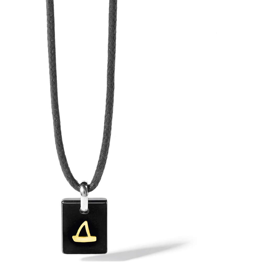 necklace man jewellery Comete Acciaio UGL 462