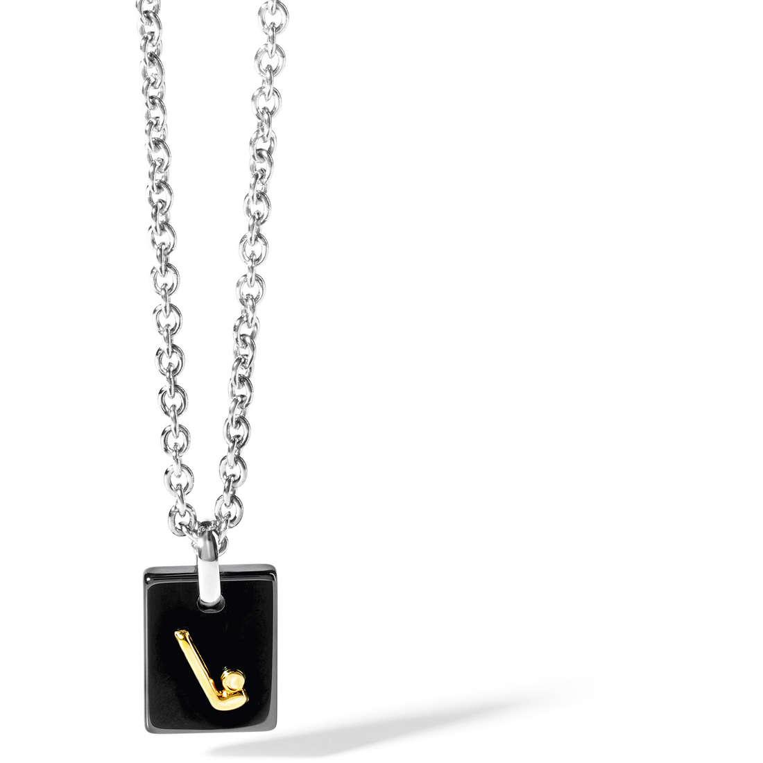 necklace man jewellery Comete Acciaio UGL 464