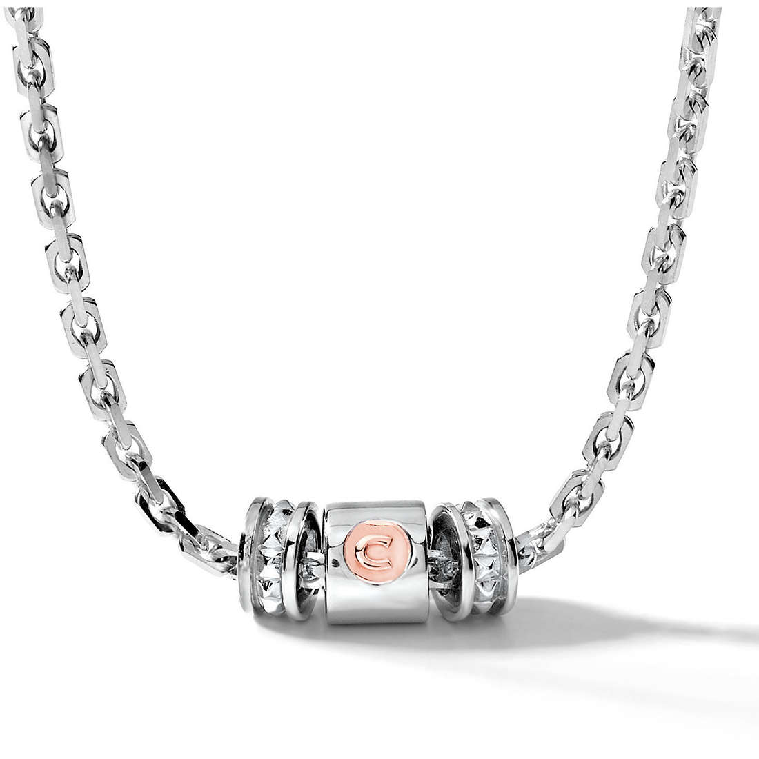 necklace man jewellery Comete Argento 925 UGL 308