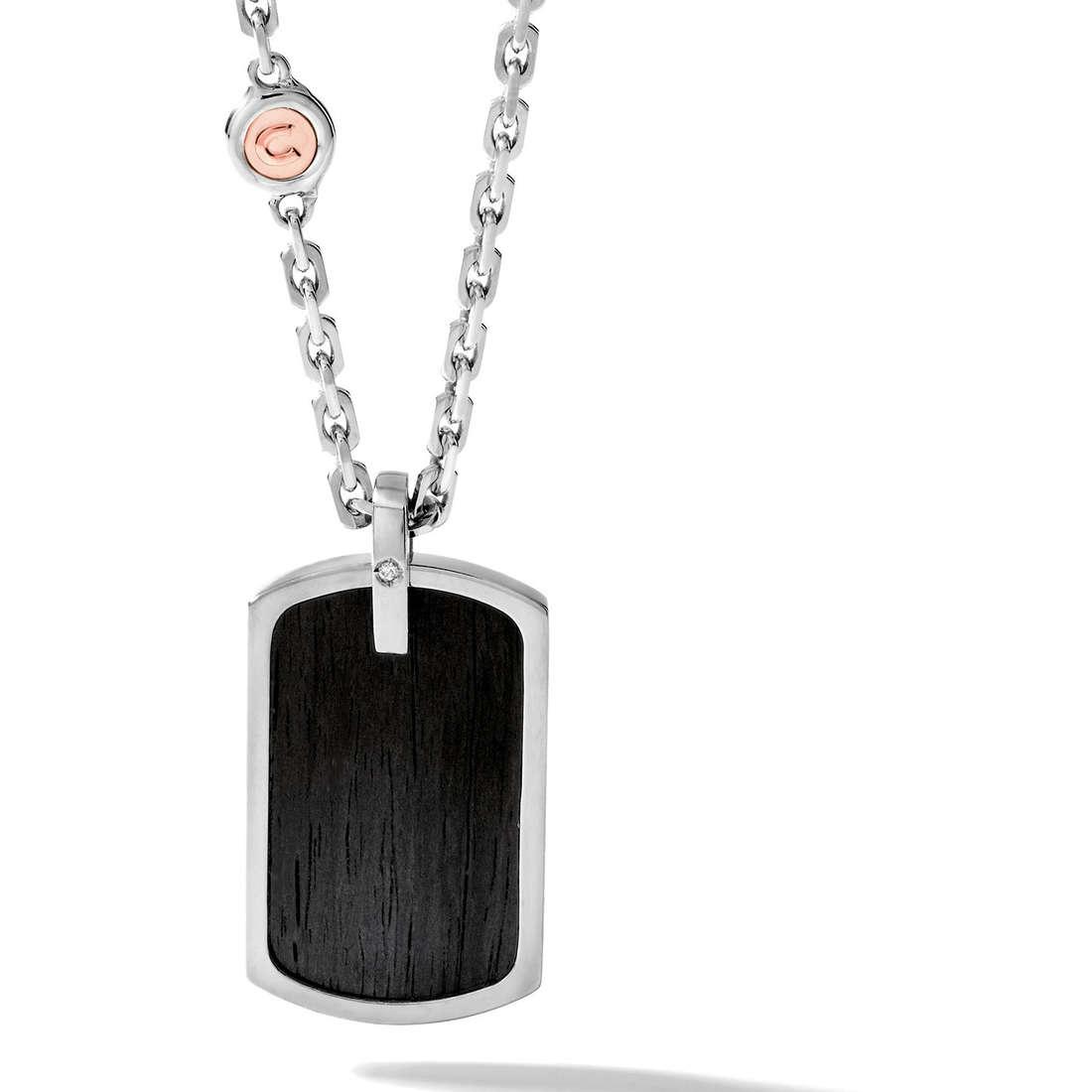 necklace man jewellery Comete Argento 925 UGL 324