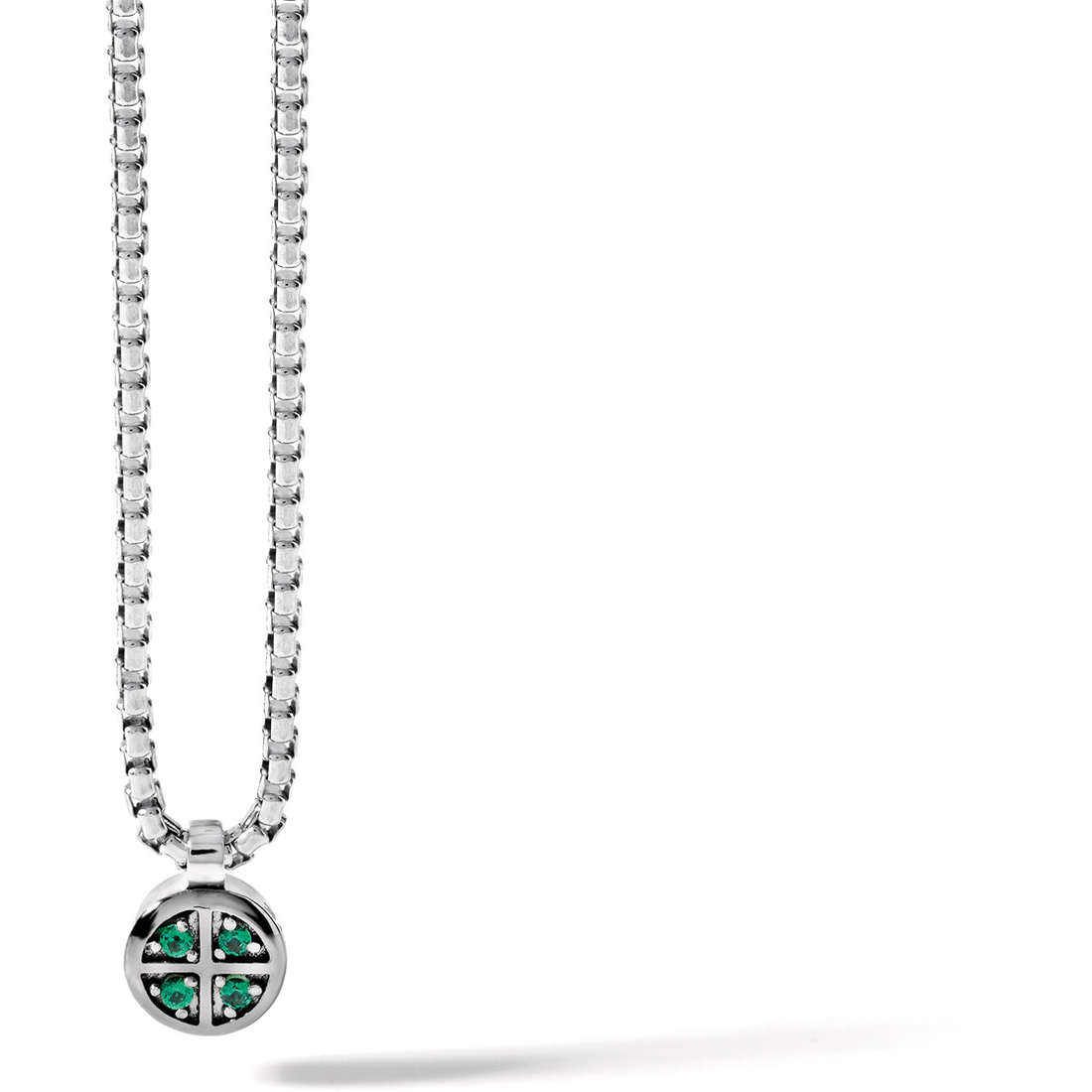 necklace man jewellery Comete Argento 925 UGL 383