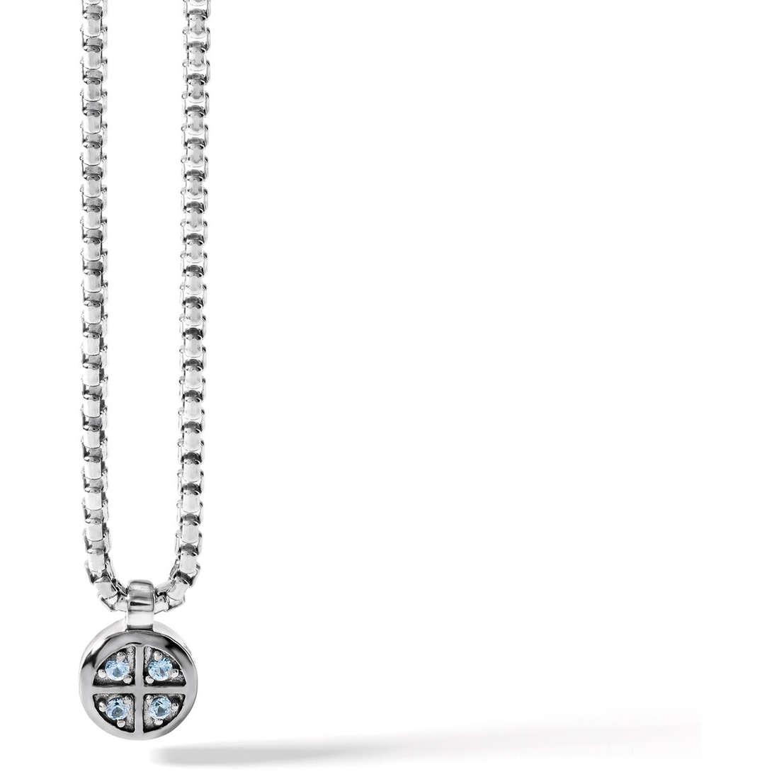 necklace man jewellery Comete Argento 925 UGL 385