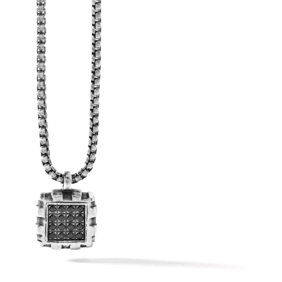 necklace man jewellery Comete Argento 925 UGL 391