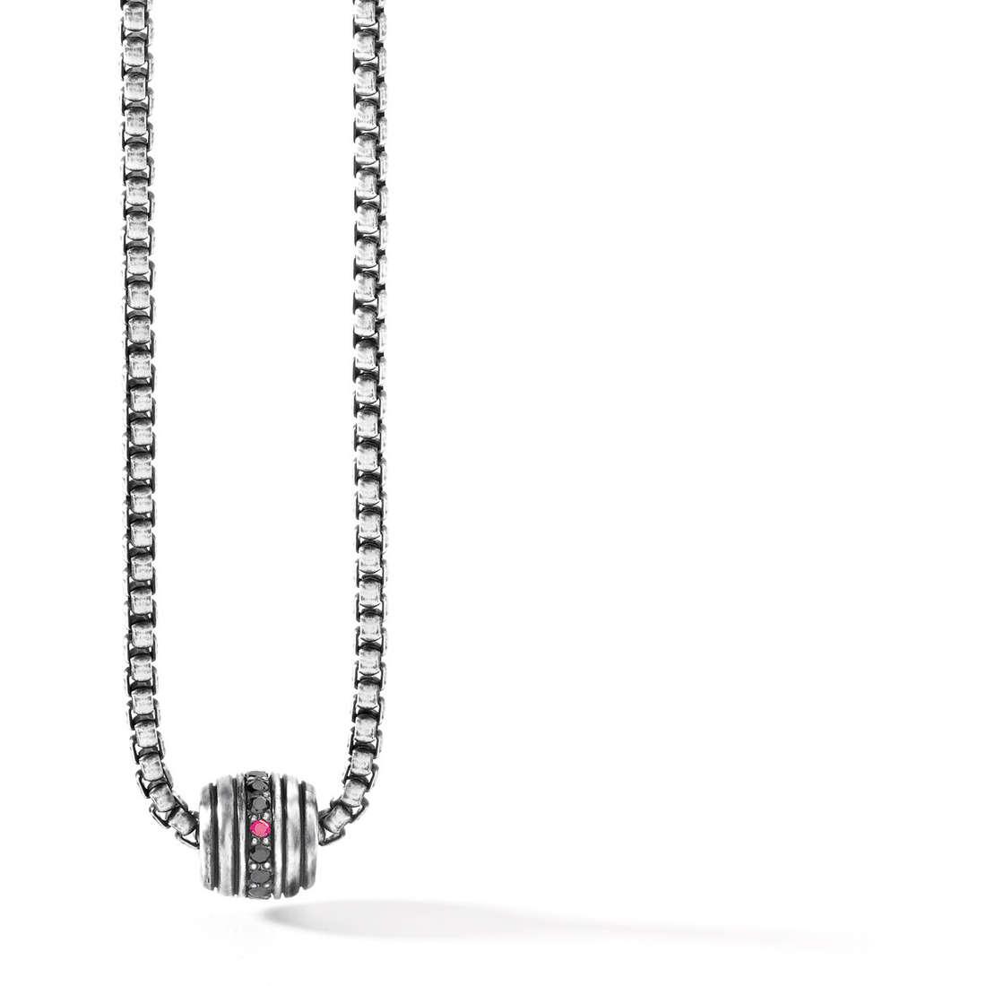 necklace man jewellery Comete Argento 925 UGL 392
