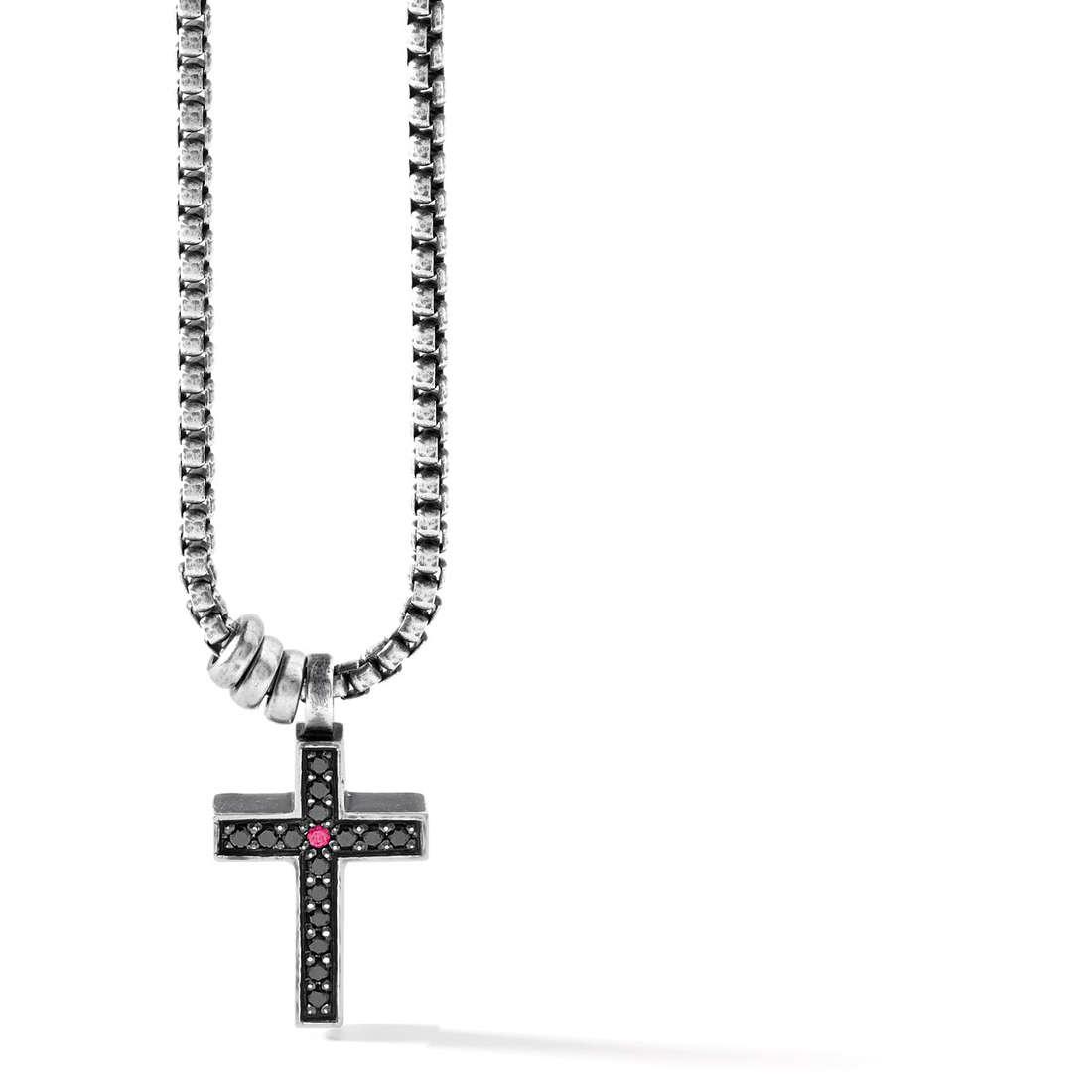 necklace man jewellery Comete Argento 925 UGL 394