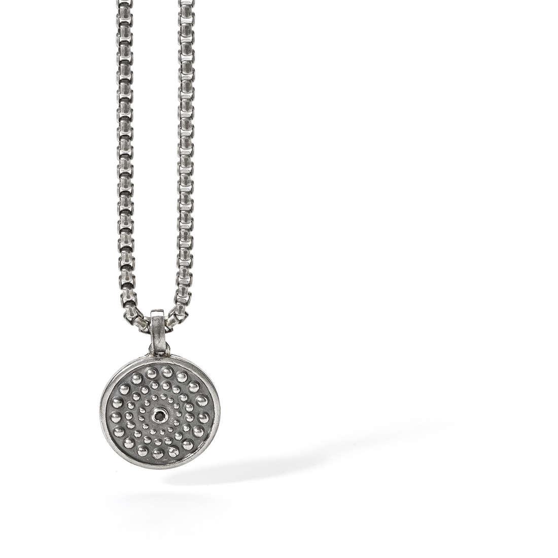 necklace man jewellery Comete Argento 925 UGL 413