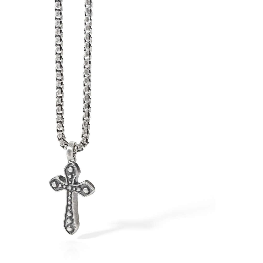 necklace man jewellery Comete Argento 925 UGL 414