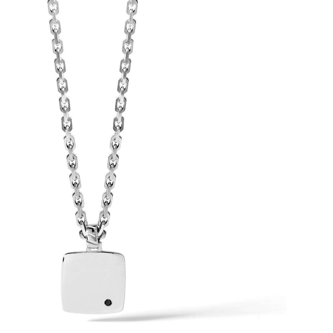 necklace man jewellery Comete Argento 925 UGL 415