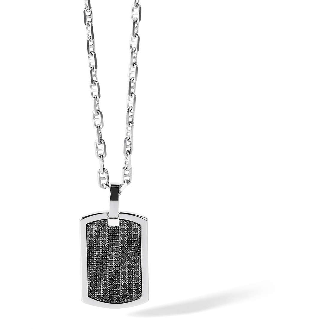 necklace man jewellery Comete Argento 925 UGL 465