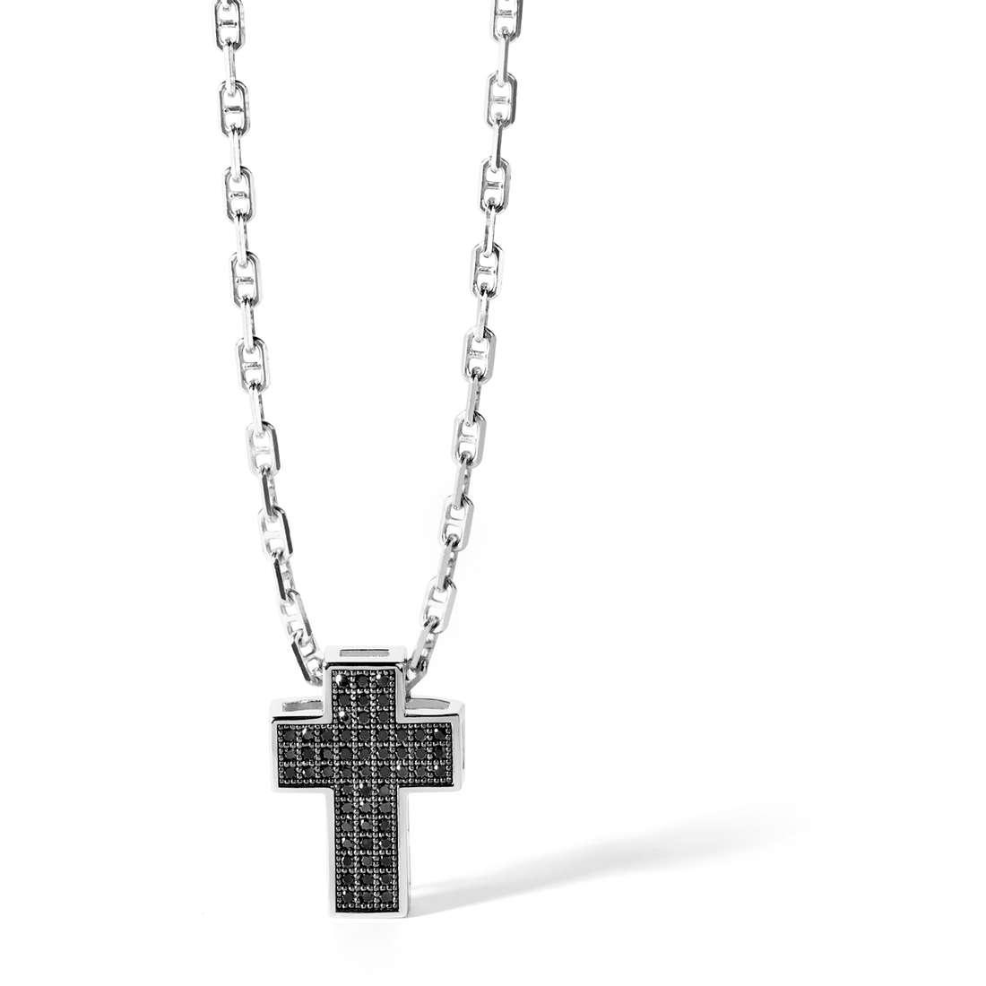 necklace man jewellery Comete Argento 925 UGL 466