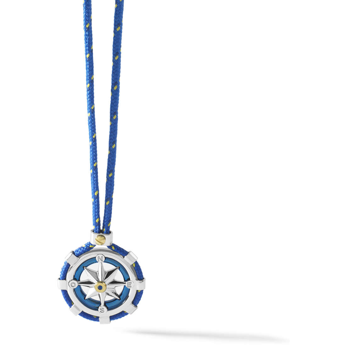 necklace man jewellery Comete Blu di Genova UGL 560