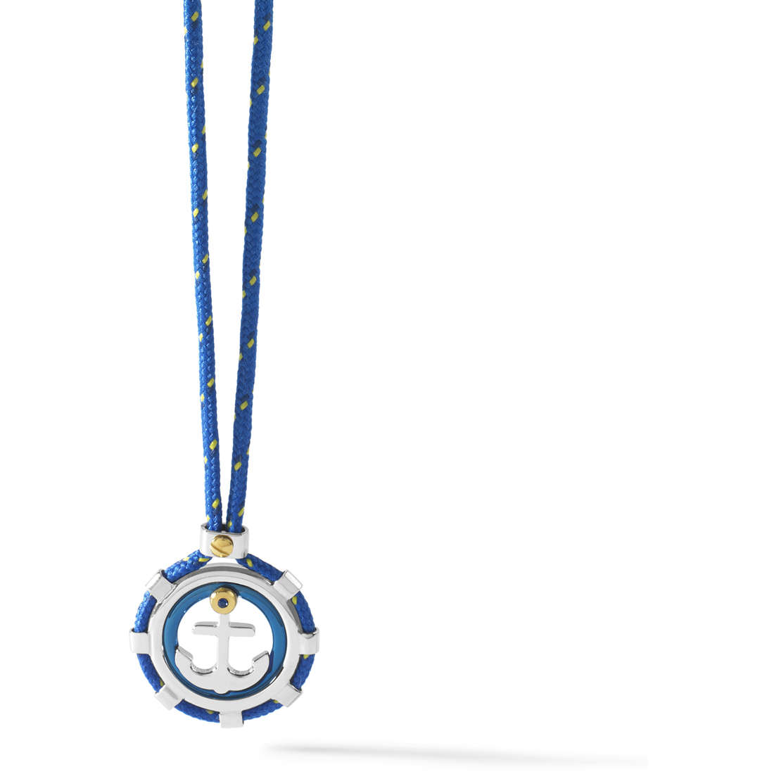 necklace man jewellery Comete Blu di Genova UGL 561