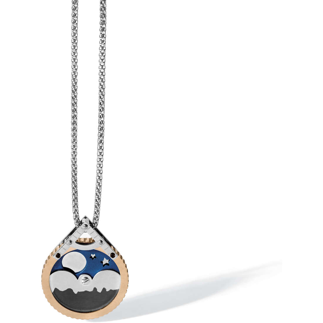necklace man jewellery Comete Cosmo UGL 534