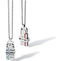 necklace man jewellery Comete Meridiani UGL 533