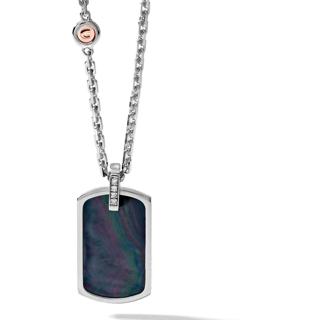 necklace man jewellery Comete Perla UGL 323