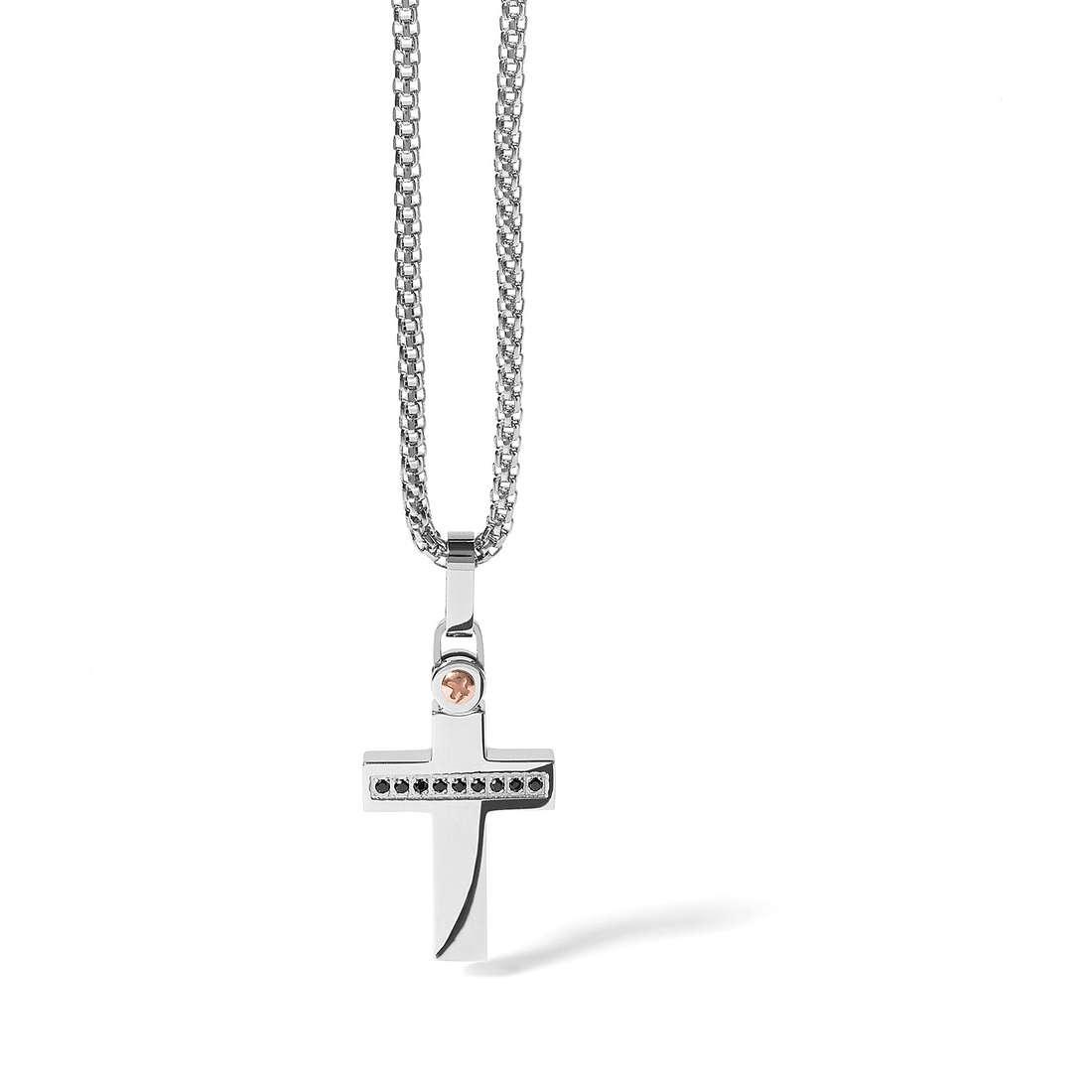 necklace man jewellery Comete Zip UGL 521