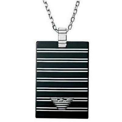 necklace man jewellery Emporio Armani EG2693040