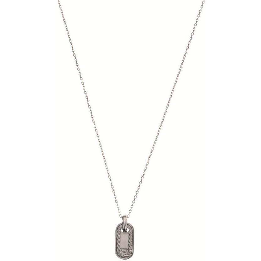 necklace man jewellery Emporio Armani EG2783040