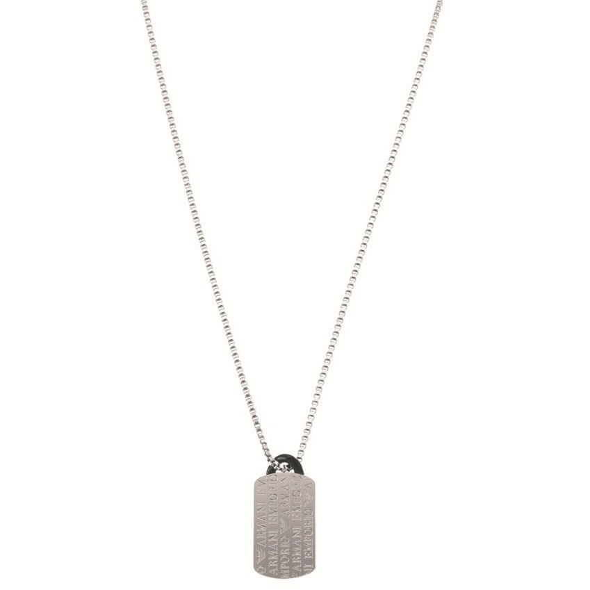 necklace man jewellery Emporio Armani EGS1156040