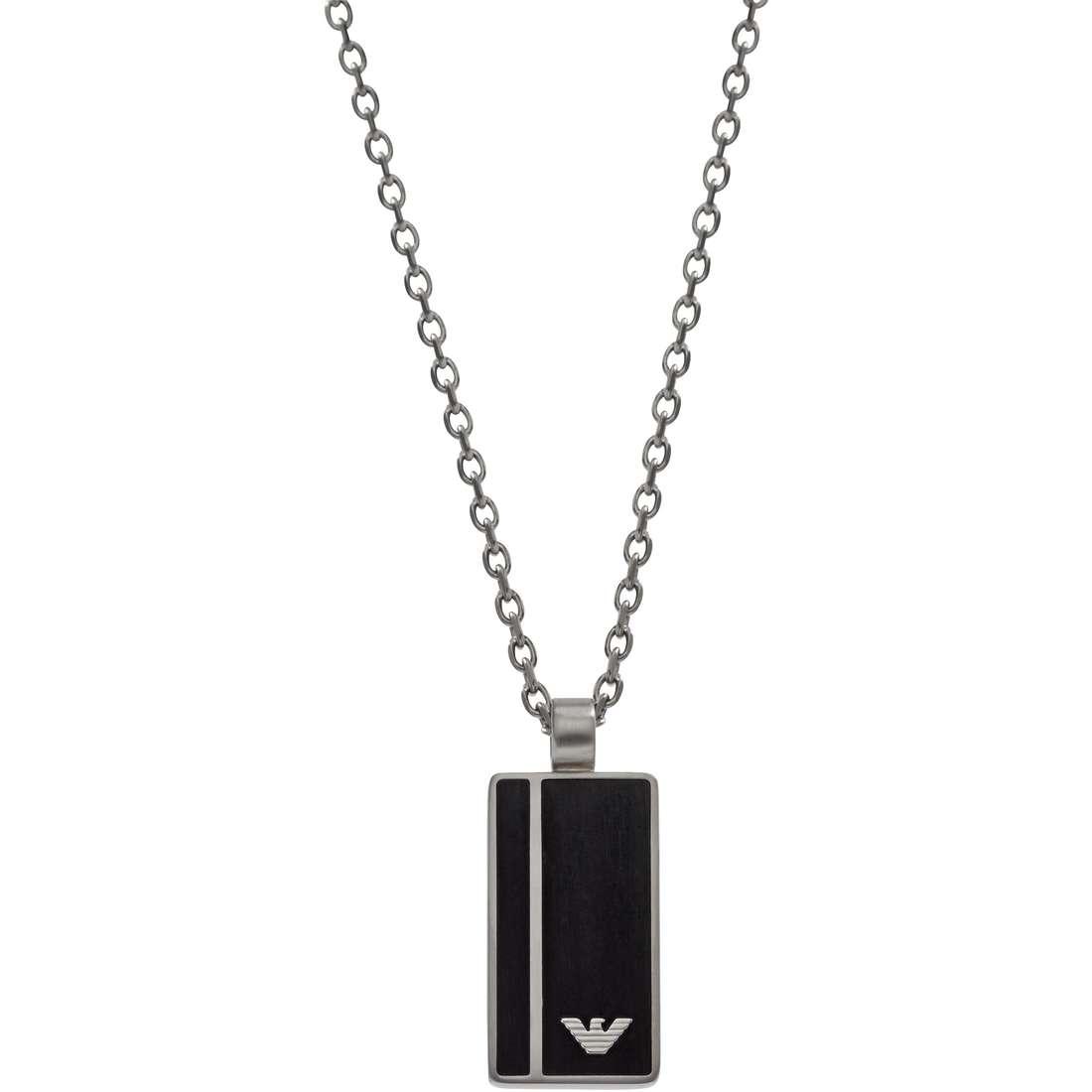 necklace man jewellery Emporio Armani EGS2031040