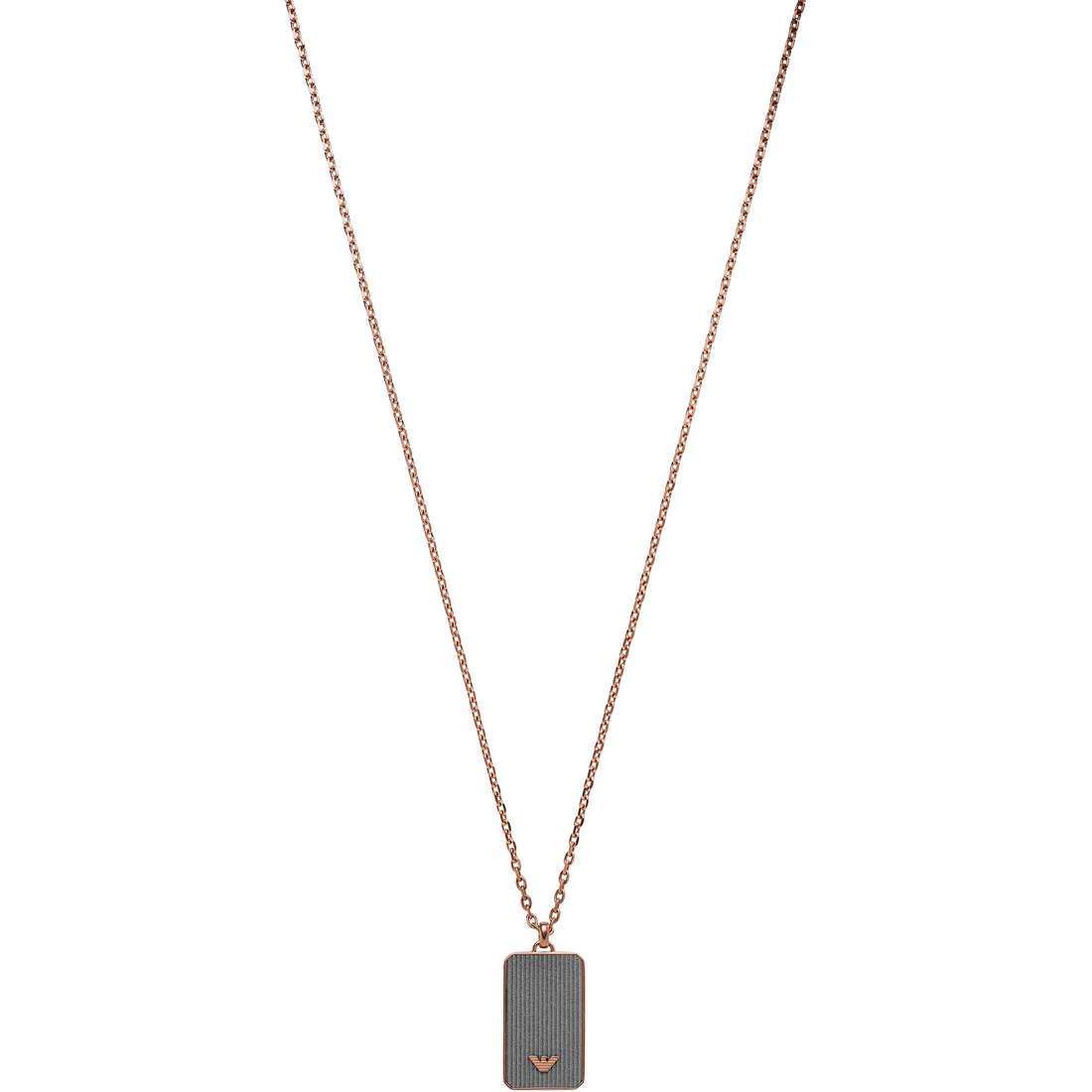 necklace man jewellery Emporio Armani EGS2222221