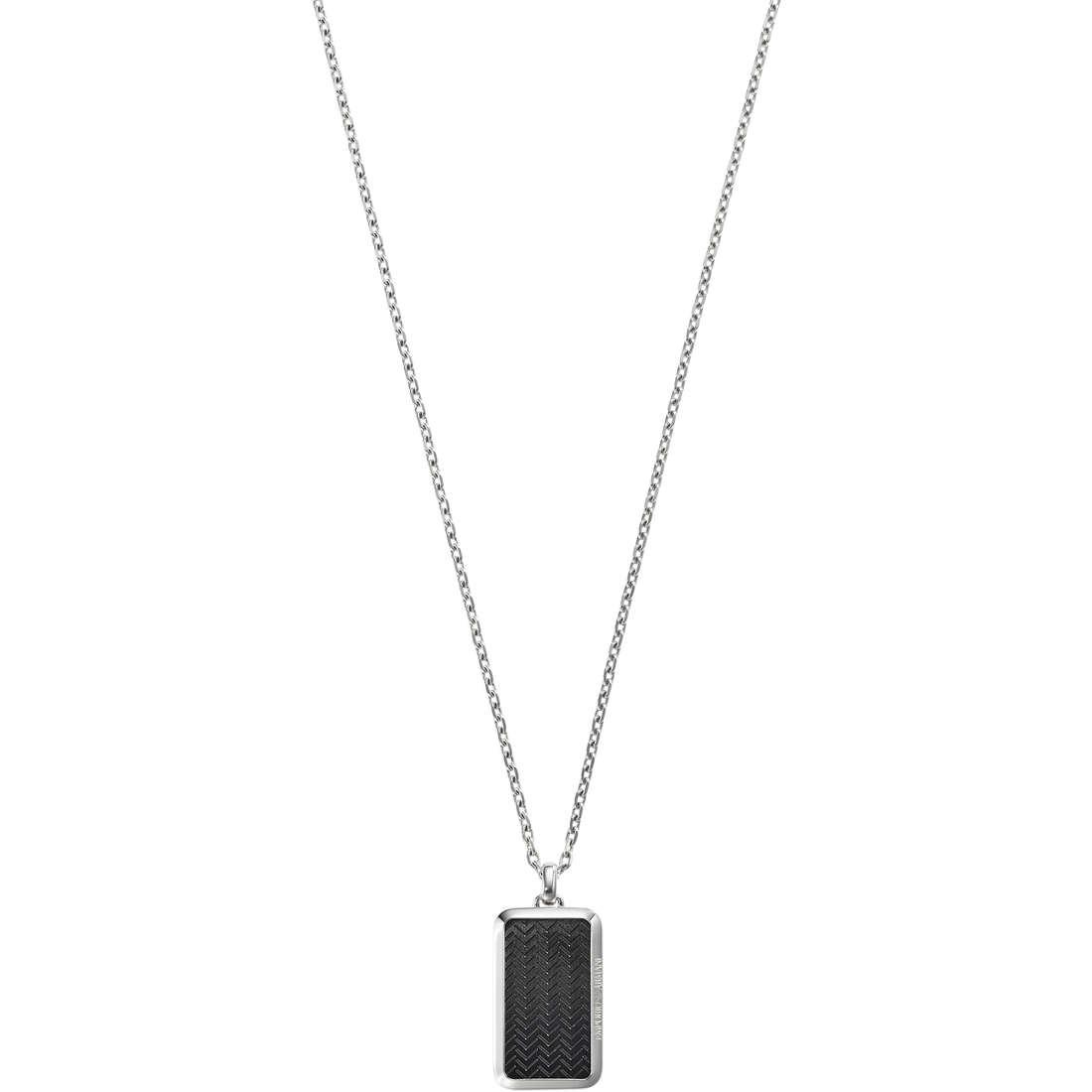 necklace man jewellery Emporio Armani EGS2228001