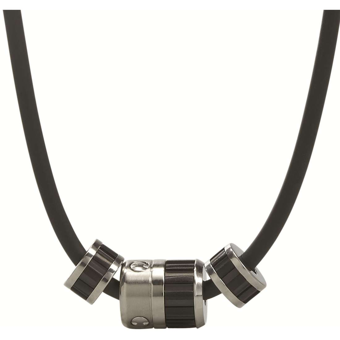 necklace man jewellery Fossil JF00051998