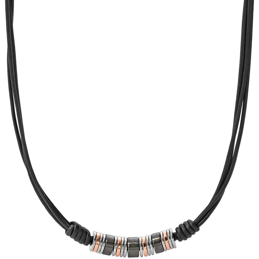 necklace man jewellery Fossil Spring 15 JF01656998