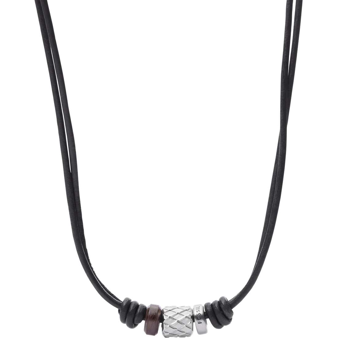 necklace man jewellery Fossil Spring 16 JF02207040
