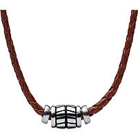 necklace man jewellery Fossil Vintage Casual JF02687040
