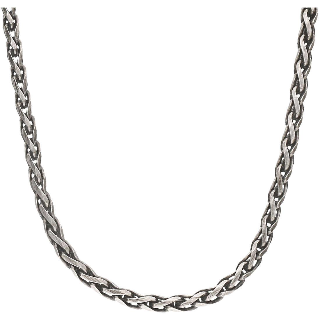 necklace man jewellery GioiaPura GPSRSCL1186