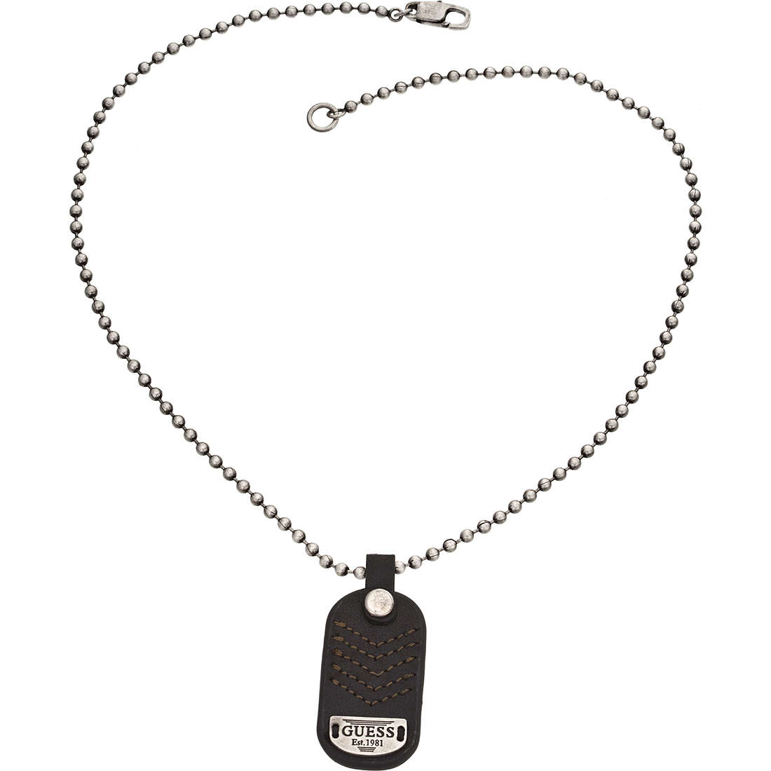 necklace man jewellery Guess UMN11307