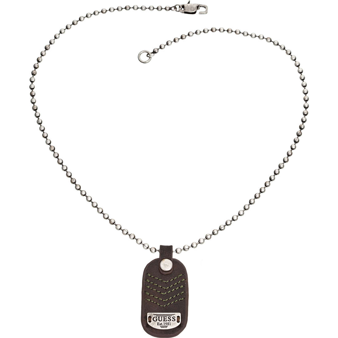 necklace man jewellery Guess UMN11308