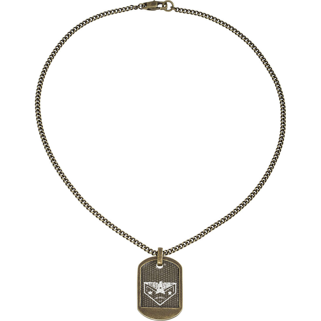necklace man jewellery Guess UMN81302