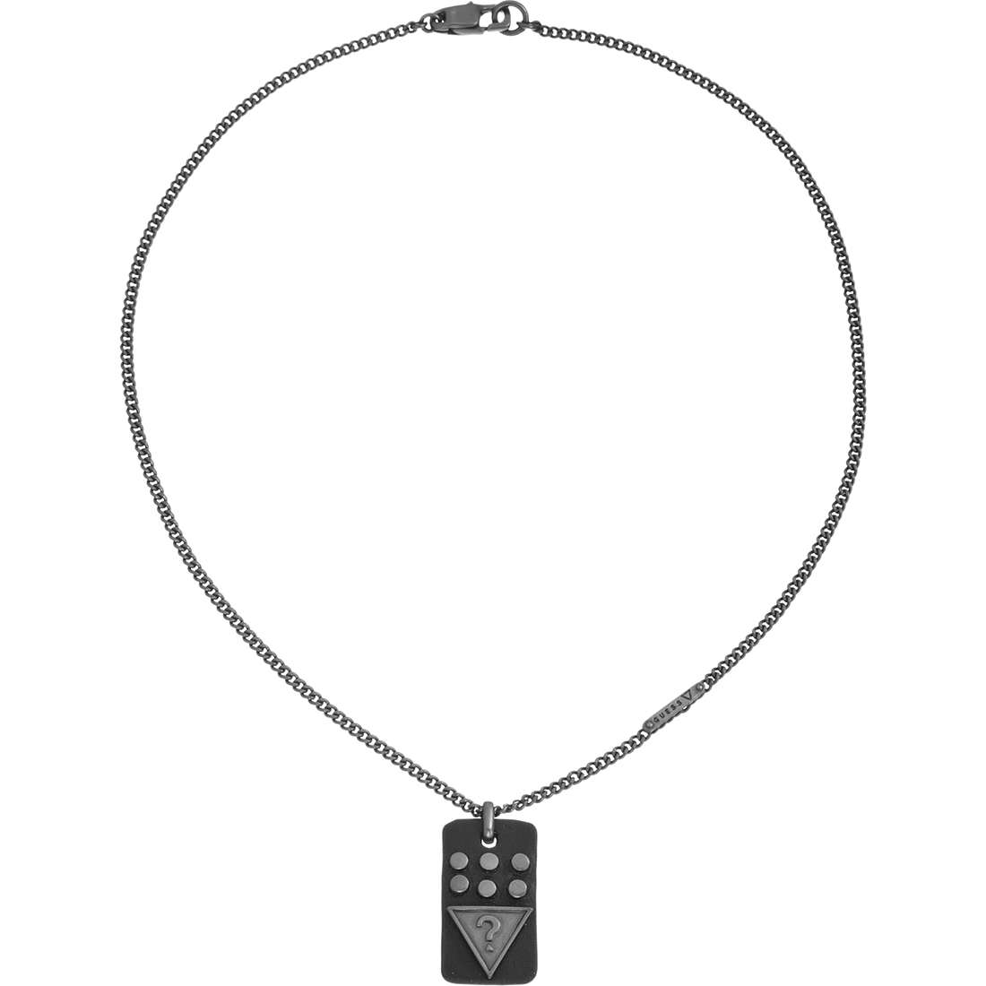 necklace man jewellery Guess UMN81305
