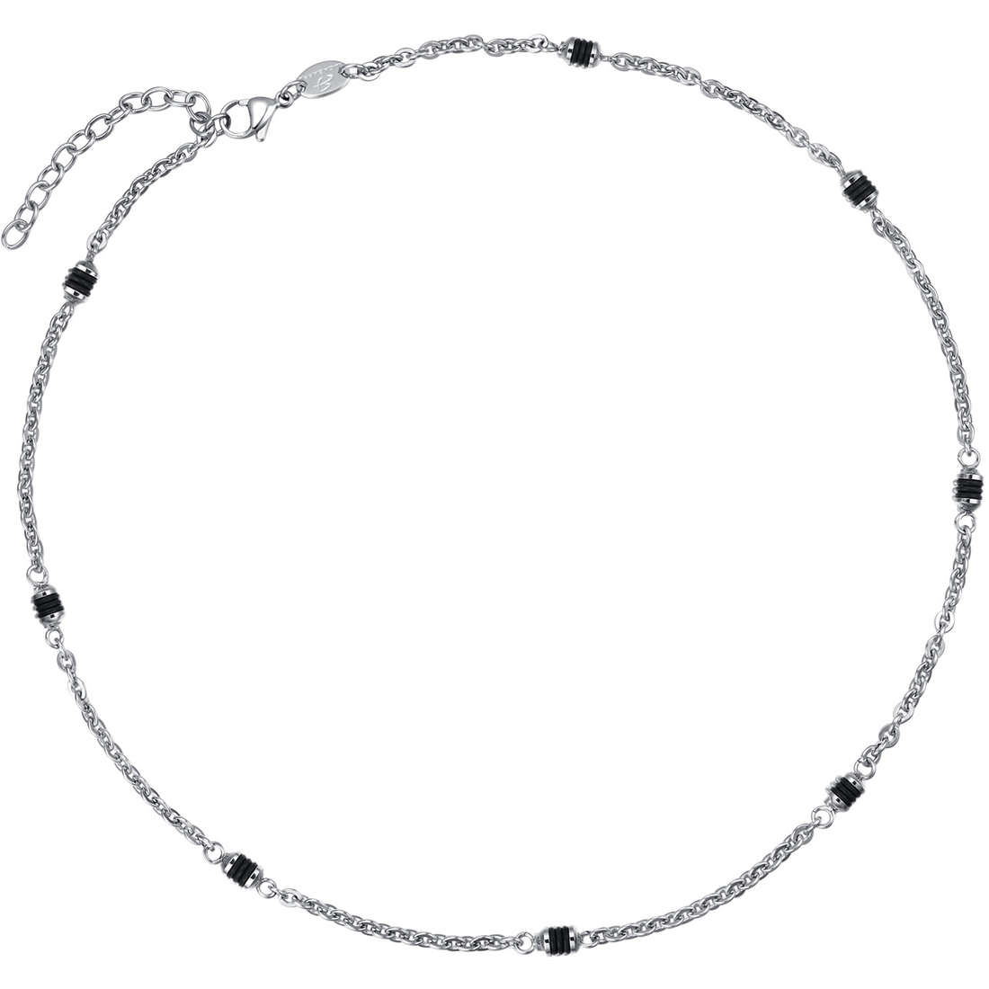 necklace man jewellery Luca Barra Casual LBCL187