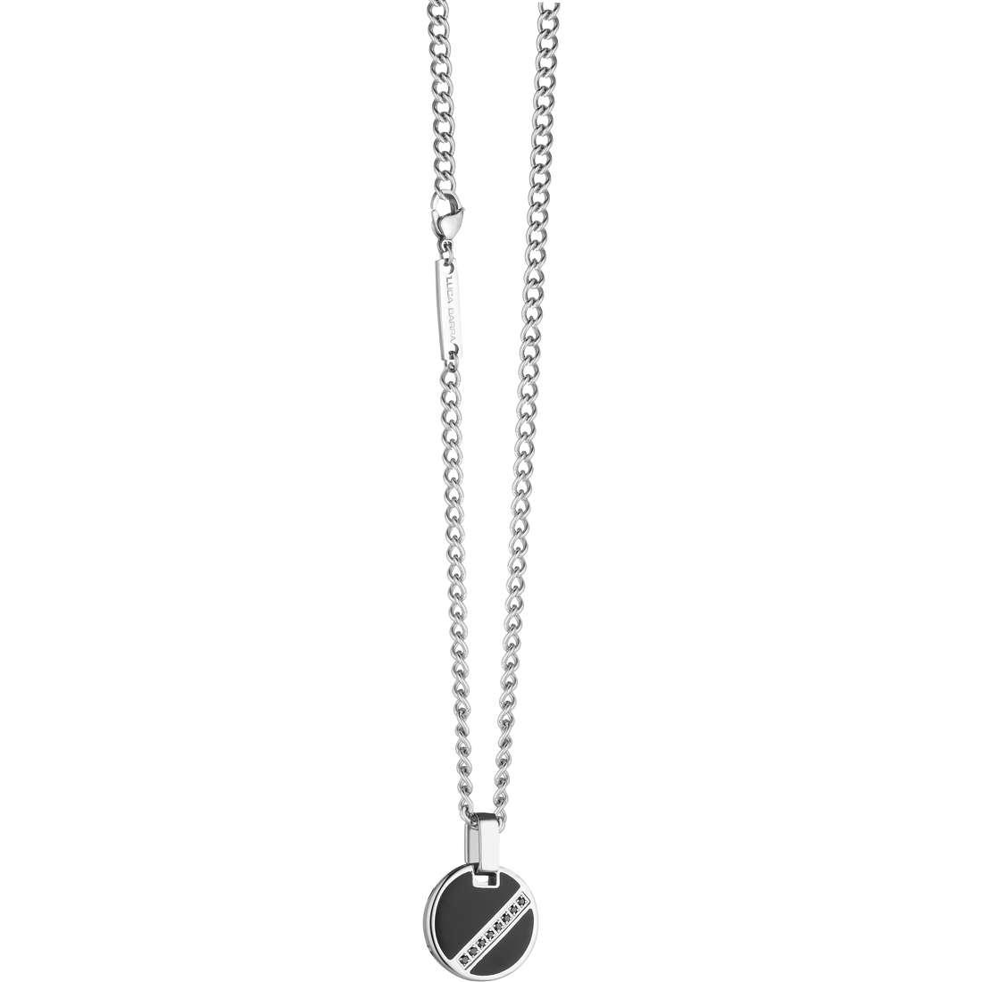 necklace man jewellery Luca Barra LBCA196