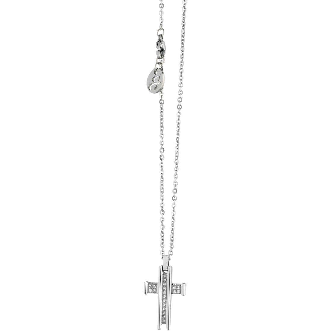 necklace man jewellery Luca Barra LBCA236