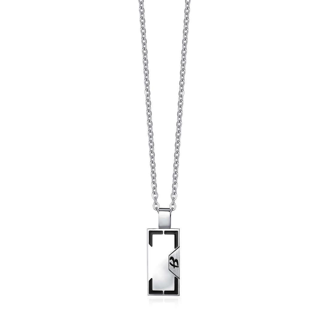 necklace man jewellery Luca Barra LBCA311