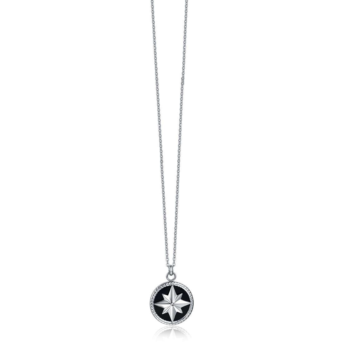 necklace man jewellery Luca Barra LBCA324