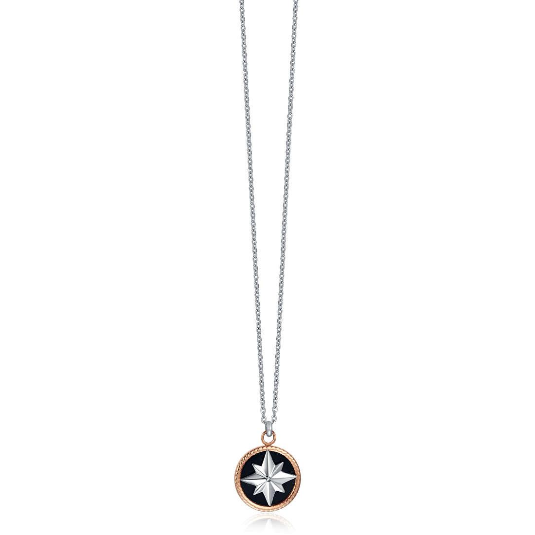 necklace man jewellery Luca Barra LBCA325