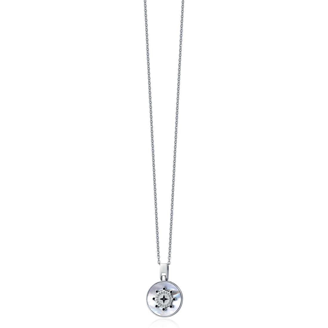 necklace man jewellery Luca Barra LBCA341