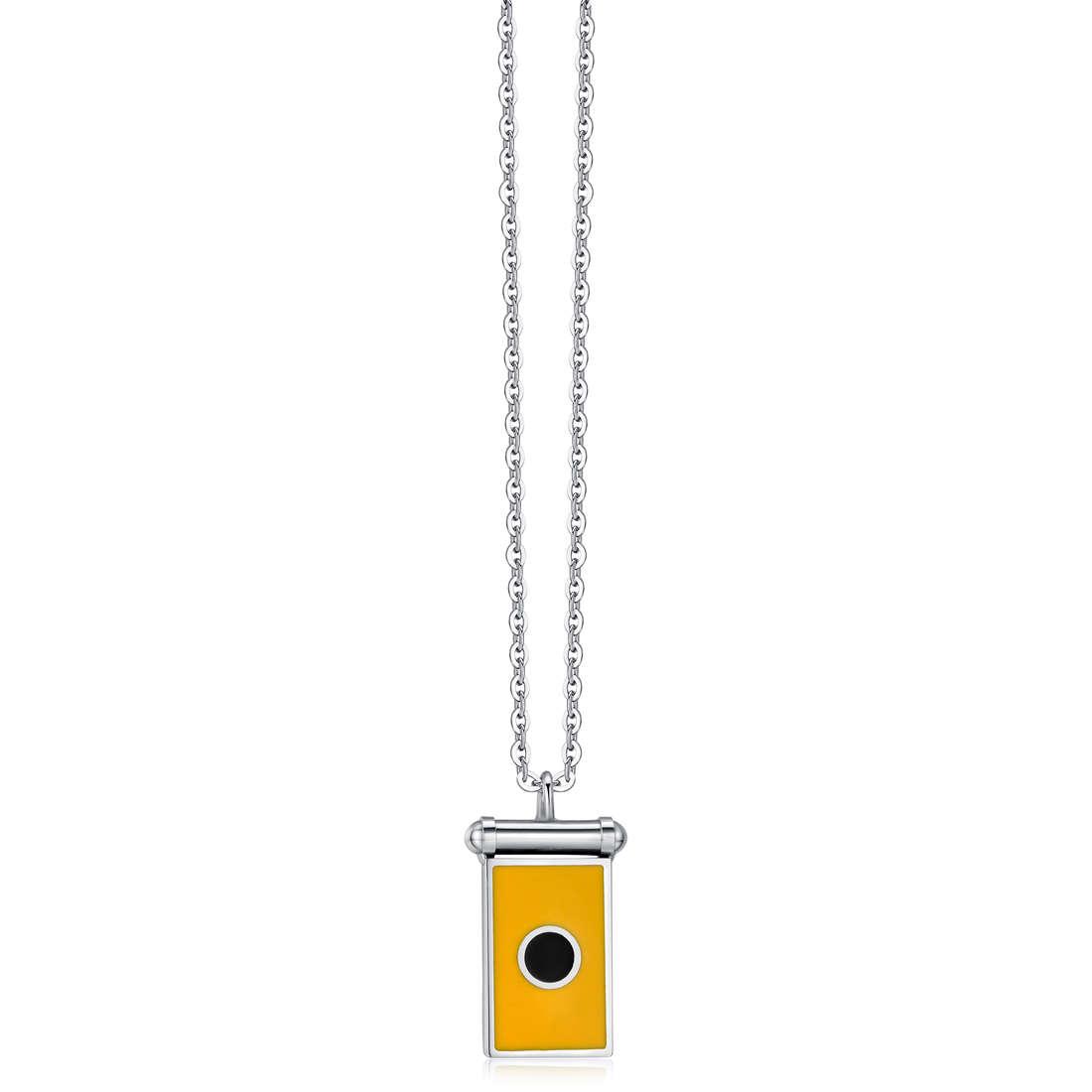 necklace man jewellery Luca Barra LBCA355