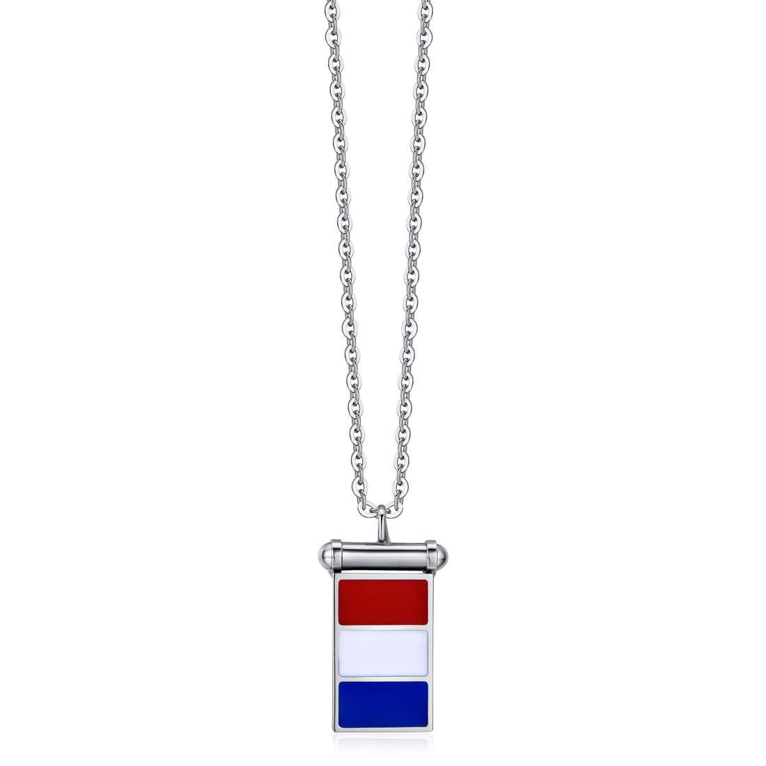 necklace man jewellery Luca Barra LBCA362