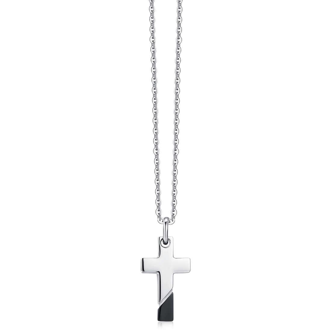 necklace man jewellery Luca Barra LBCA364