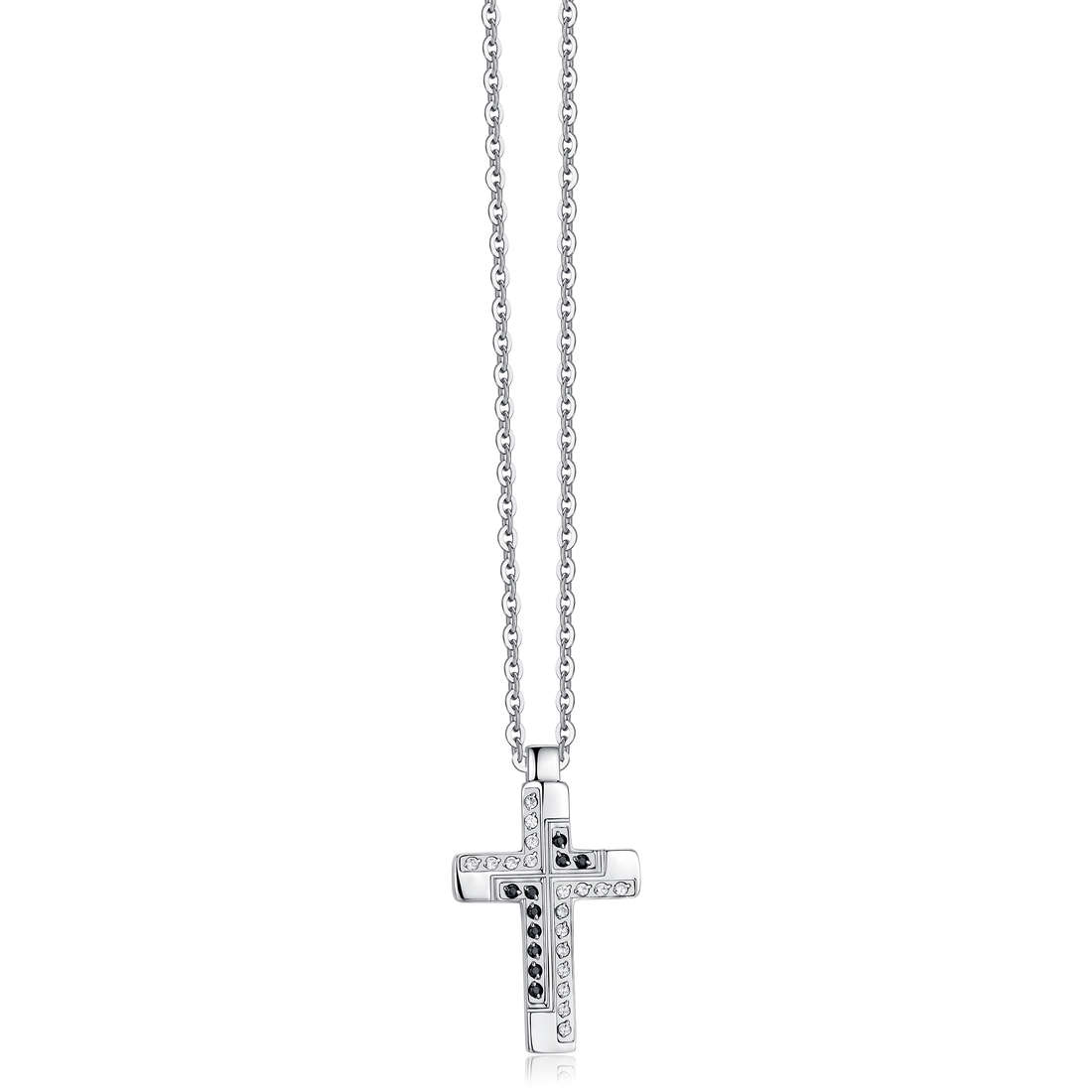 necklace man jewellery Luca Barra LBCA368