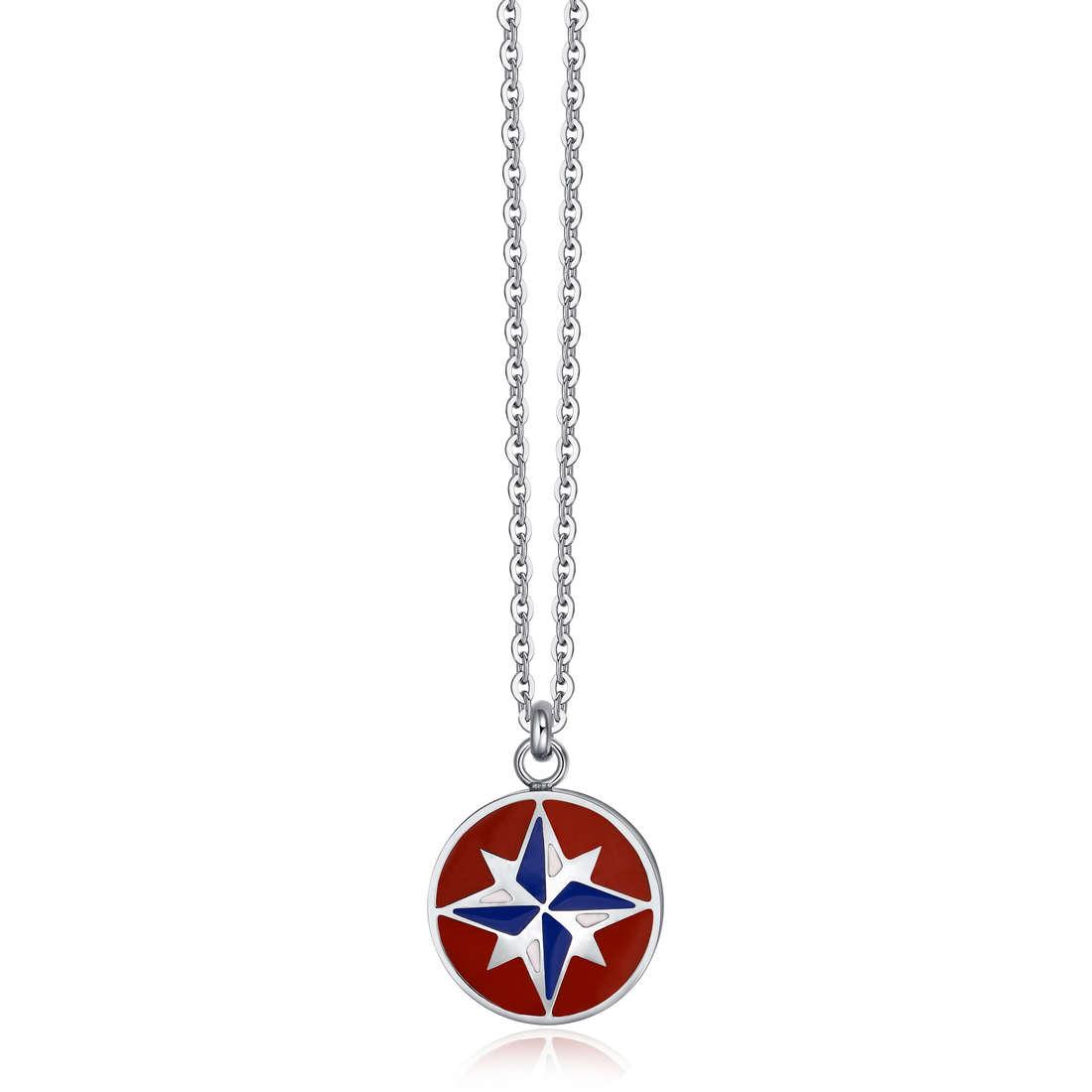 necklace man jewellery Luca Barra LBCA372